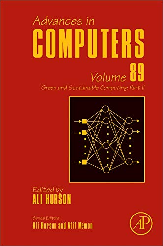 9780124080942: Advances in Computers, Volume 89