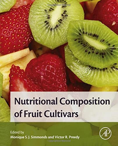 9780124081178: Nutritional Composition of Fruit Cultivars