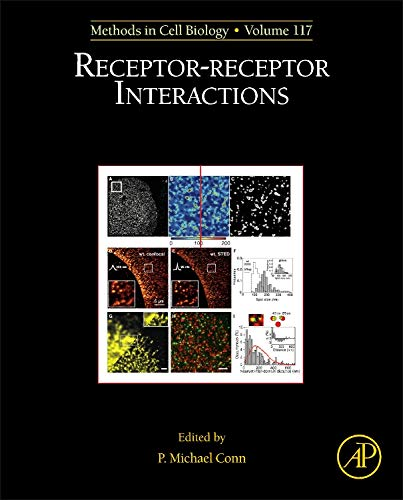 9780124081437: Receptor-Receptor Interactions, Volume 117: Methods in Cell Biology