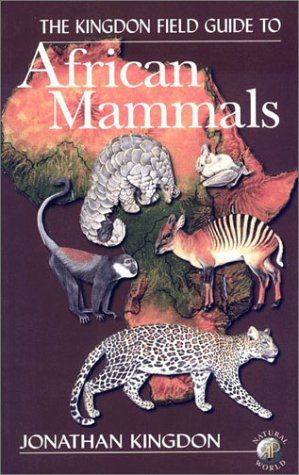 9780124083554: Kingdon Field Guide to African Mammals (Natural World)