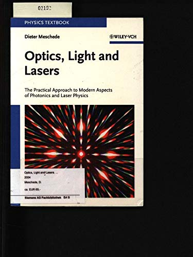 9780124086111: Applied Optics and Optical Engineering