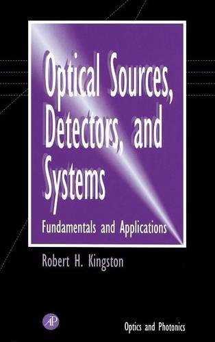 9780124086555: Optical Sources, Detectors, and Systems