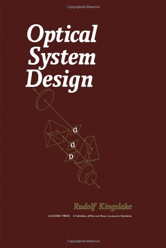 9780124086609: Optical System Design