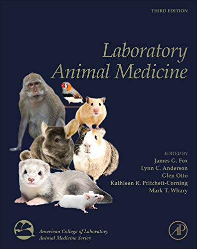 9780124095274: Laboratory Animal Medicine, Third Edition (American College of Laboratory Animal Medicine)