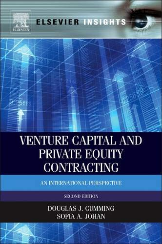 Venture Capital and Private Equity Contracting: An: Douglas J. Cumming,