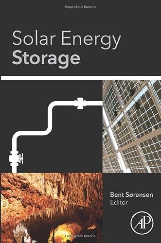 9780124095403: Solar Energy Storage