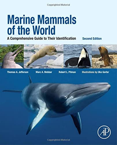 9780124095427: Marine Mammals of the World, Second Edition: A Comprehensive Guide to Their Identification