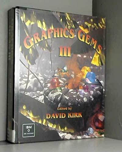 9780124096707: Graphics Gems III (No.3)
