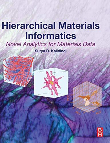 9780124103948: Hierarchical Materials Informatics: Novel Analytics for Materials Data