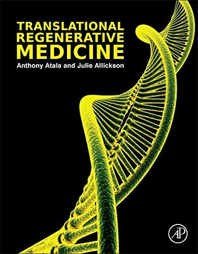 9780124103962: Translational Regenerative Medicine