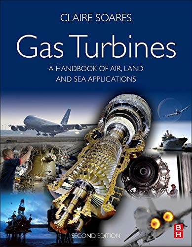 9780124104617: Gas Turbines, Second Edition: A Handbook of Air, Land and Sea Applications