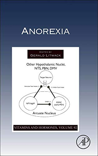 9780124104730: Anorexia, Volume 92 (Vitamins and Hormones)