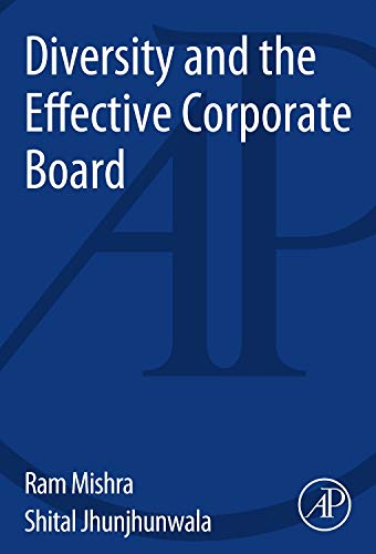 9780124104976: Diversity and the Effective Corporate Board