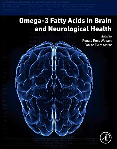 9780124105270: Omega-3 Fatty Acids in Brain and Neurological Health