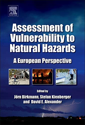 9780124105287: Assessment of Vulnerability to Natural Hazards: A European Perspective