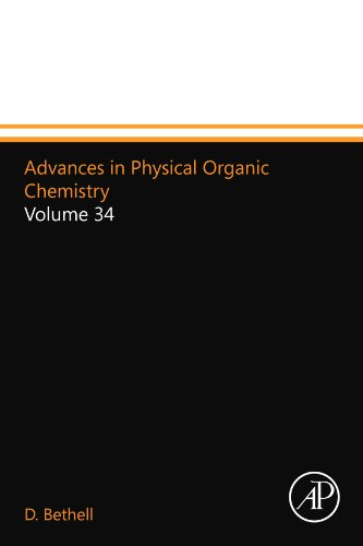 9780124109520: Advances in Physical Organic Chemistry: Volume 34