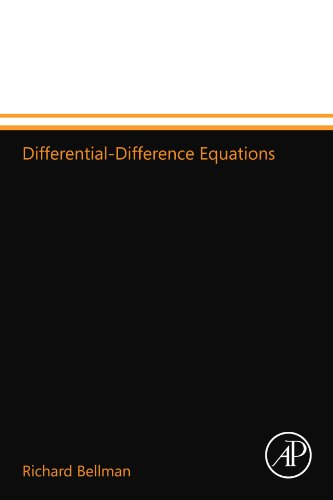 9780124109735: Differential-Difference Equations