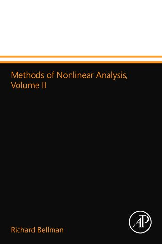 9780124109742: Methods of Nonlinear Analysis, Volume II: Volume II