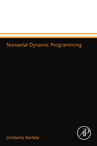 9780124109827: Nonserial Dynamic Programming