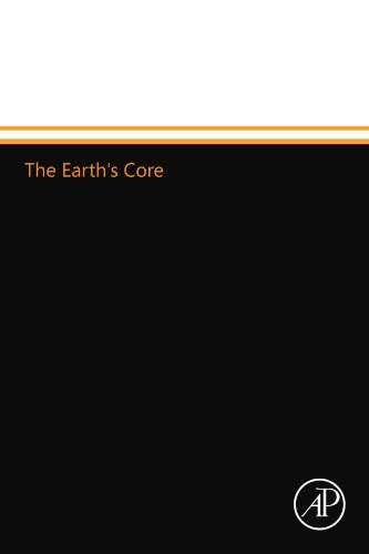 The Earth's Core: J. A. Jacobs