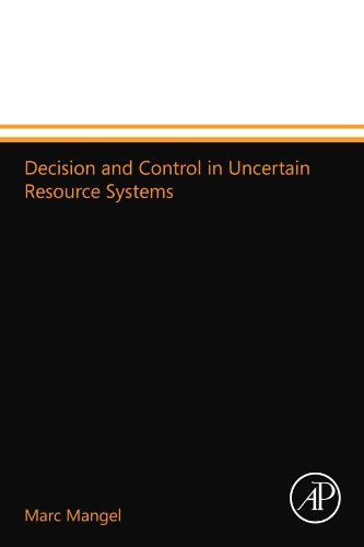 9780124110403: Decision and Control in Uncertain Resource Systems
