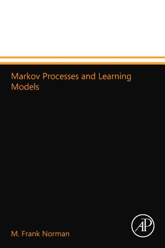 9780124110649: Markov Processes and Learning Models