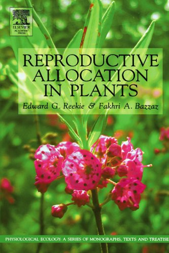 9780124111493: Reproductive Allocation in Plants