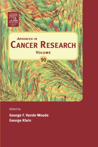 9780124112070: Advances in Cancer Research, Volume 90: Volume 90