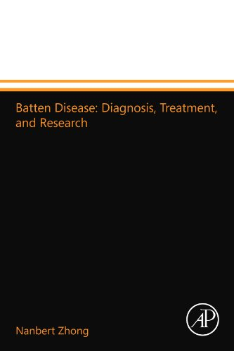 9780124112148: Batten Disease: Diagnosis, Treatment, and Research
