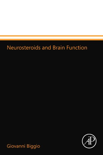 9780124112476: Neurosteroids and Brain Function