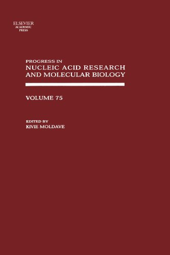 9780124112490: Progress in Nucleic Acid Research and Molecular Biology, Volume 75: Volume 75