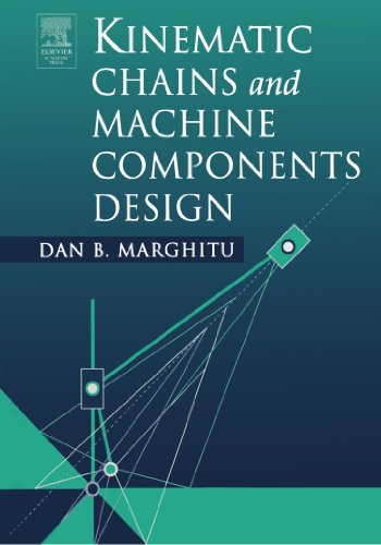 9780124112797: Kinematic Chains and Machine Components Design