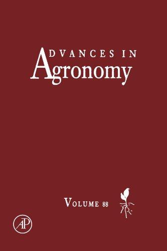 9780124112926: Advances in Agronomy, Volume 88: Volume 88