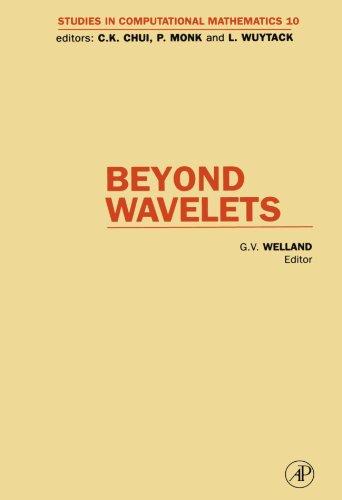 9780124113060: Beyond Wavelets