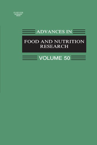 9780124113114: Advances in Food and Nutrition Research, Volume 50: Volume 50