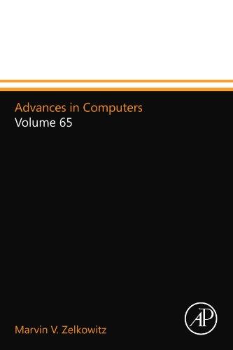 9780124113343: Advances in Computers: Volume 65