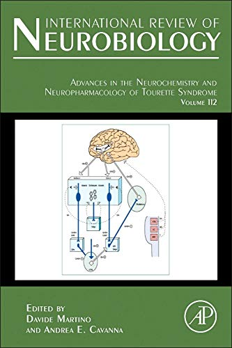 9780124115460: Advances in the Neurochemistry and Neuropharmacology of Tourette Syndrome, Volume 112 (International Review of Neurobiology)