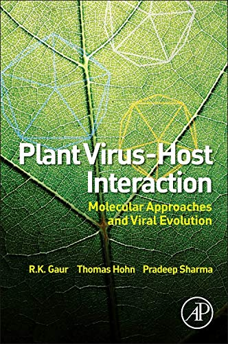 9780124115842: Plant Virus-Host Interaction: Molecular Approaches and Viral Evolution