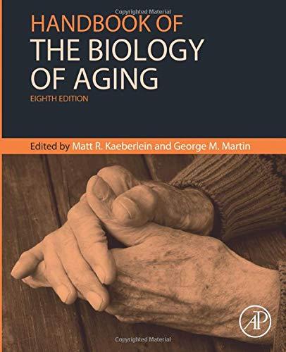 9780124115965: Handbook of the Biology of Aging, Eighth Edition (Handbooks of Aging)