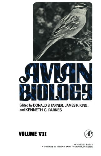 9780124120204: Avian Biology, Volume VII