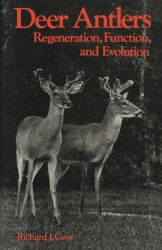 9780124120747: Deer Antlers: Regeneration, Function and Evolution