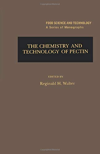 9780124120808: The Chemistry and Technology of Pectin