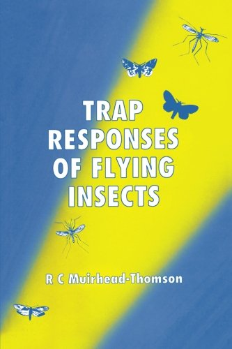9780124121133: Trap Responses of Flying Insects: The Influence of Trap Design on Capture Efficiency
