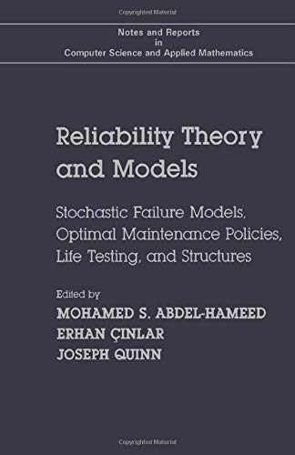 9780124121577: Reliability Theory and Models