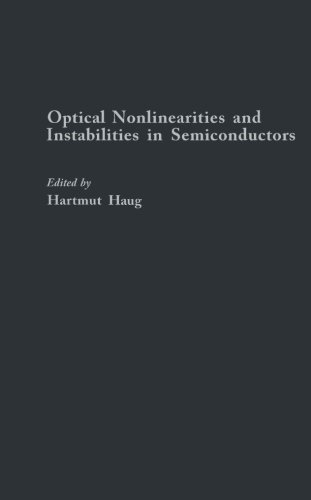 9780124121812: Optical Nonlinearities and Instabilities in Semiconductors