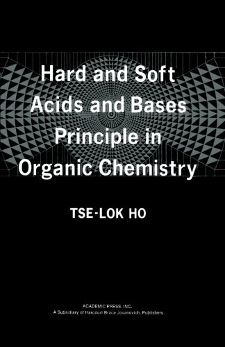 9780124121836: Hard and Soft Acids and Bases Principle in Organic Chemistry