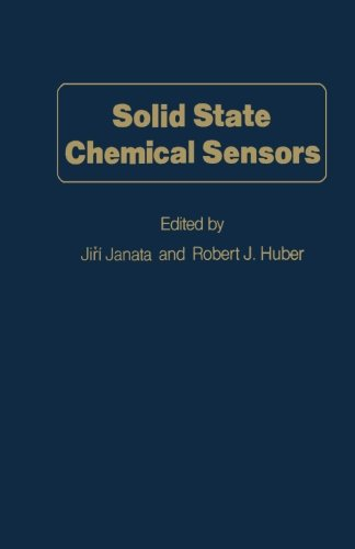 9780124121881: Solid State Chemical Sensors