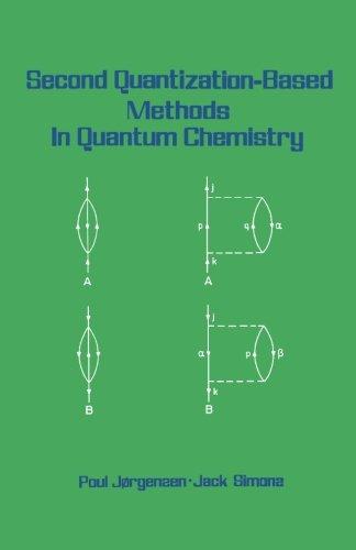 9780124121966: Second Quantization-Based Methods in Quantum Chemistry