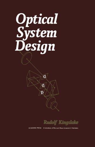 9780124121973: Optical System Design