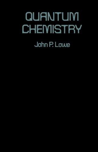 9780124122031: Quantum Chemistry